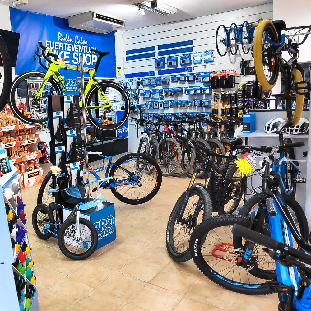 Bike workshop shop